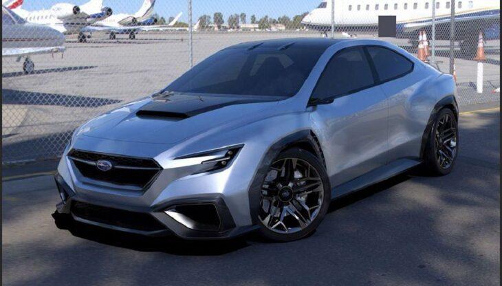 2023 Subaru Wrx Automatic Hatchback