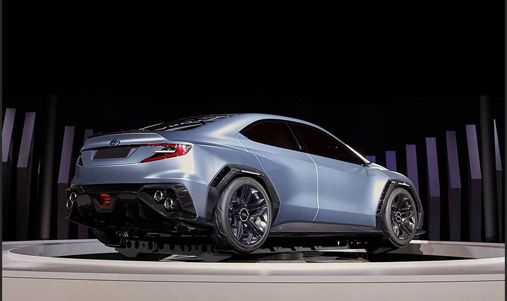 2023 Subaru Wrx Engine Rumors