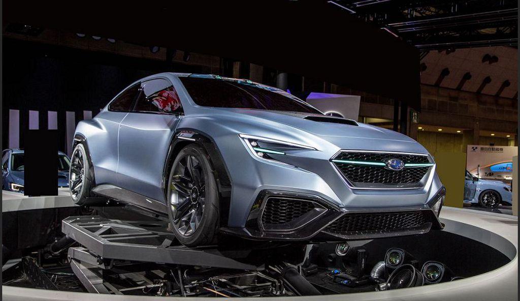 2023 Subaru Wrx Redesign Revealed
