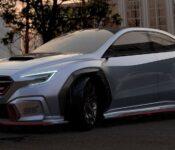 2023 Subaru Wrx Spy Shots S4