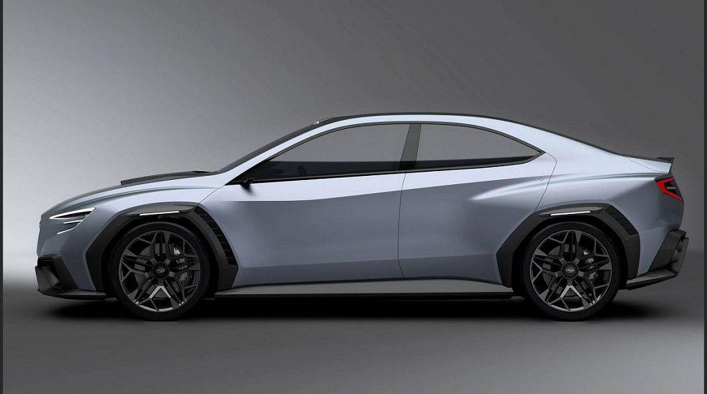 2023 Subaru Wrx Wagon Sti
