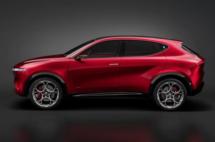 2022 Alfa Romeo Stelvio For Sale Convertible
