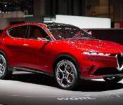 2022 Alfa Romeo Stelvio Gt Cost Model Limited