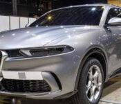 2022 Alfa Romeo Stelvio New Restyling