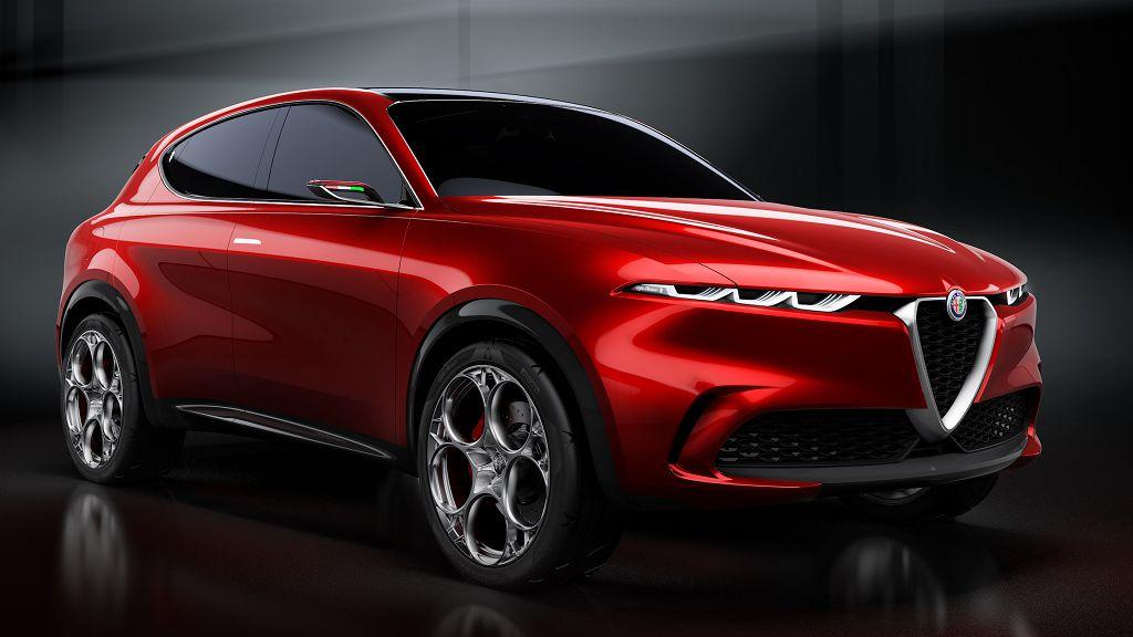 2022 Alfa Romeo Stelvio Nuova Facelift