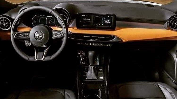 2022 Alfa Romeo Stelvio Pictures Coupe