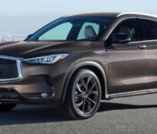 2022 Infiniti Qx50 Manual 3 Rows