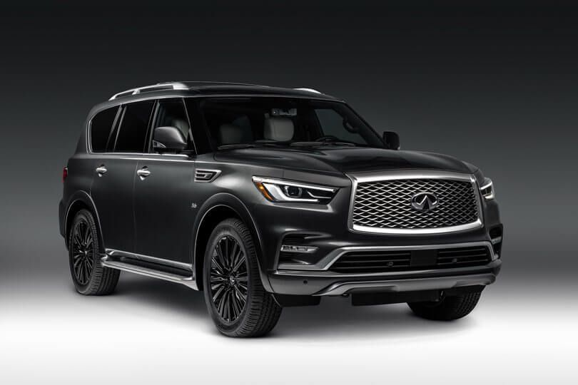 2022 Infiniti Qx80 New Design