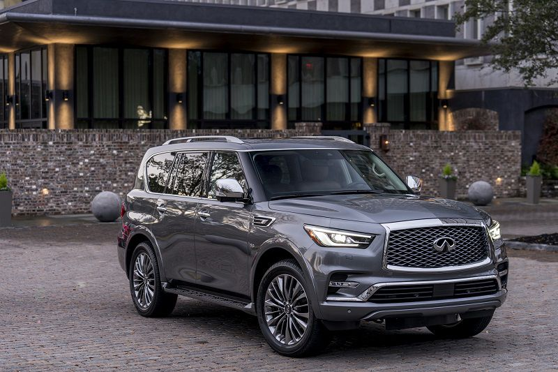 2022 Infiniti Qx80 Reviews