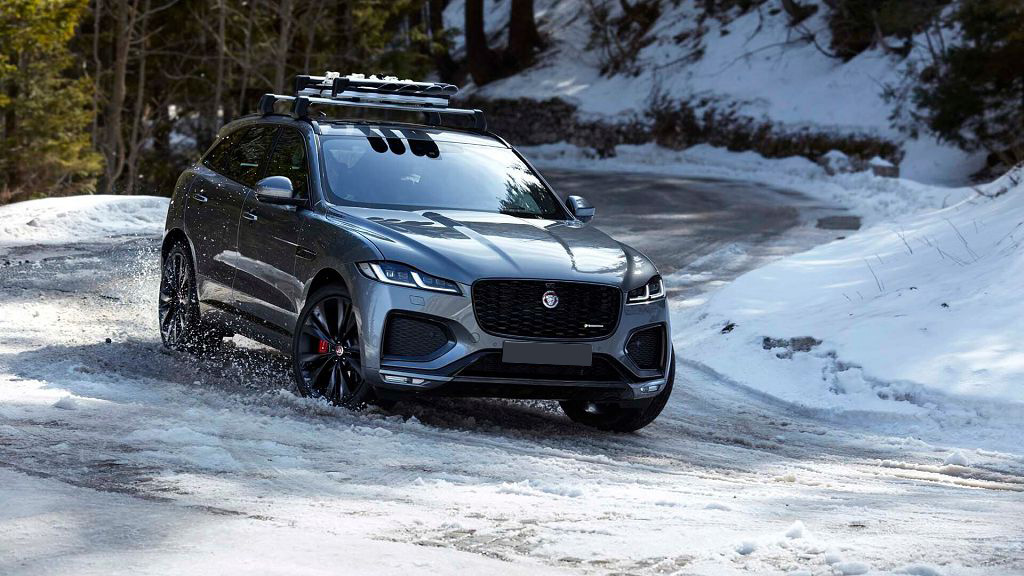 2022 Jaguar F Pace 30t Portfolio Awd Review