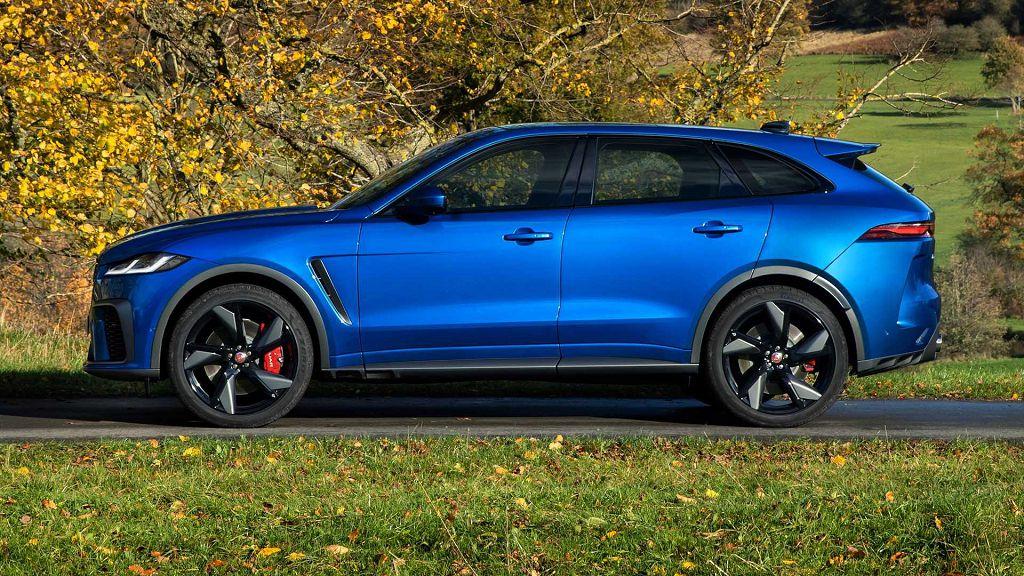 2022 Jaguar F Pace 30t Premium Awd Portfolio