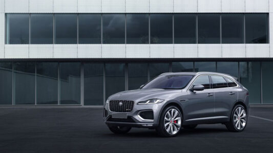 2022 Jaguar F Pace Svr Trims