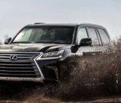 2022 Lexus Lx 570 Hybrid Autobiography