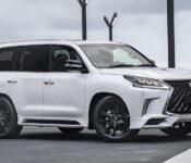 2022 Lexus Lx 570 Inspiration Series Review