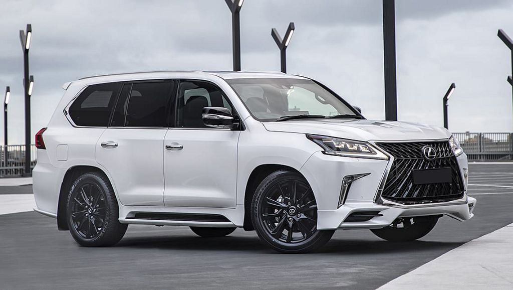 2022 Lexus Lx 570 Inspiration Series Review