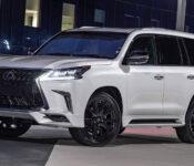 2022 Lexus Lx 570 Pictures Reviews