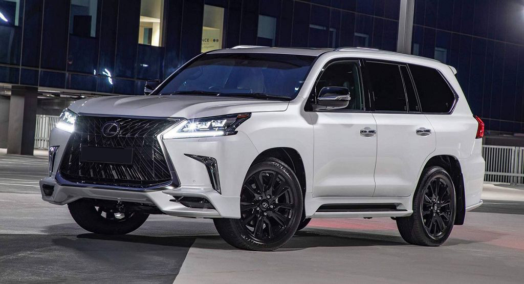 2022 Lexus Lx 570 Pictures Reviews