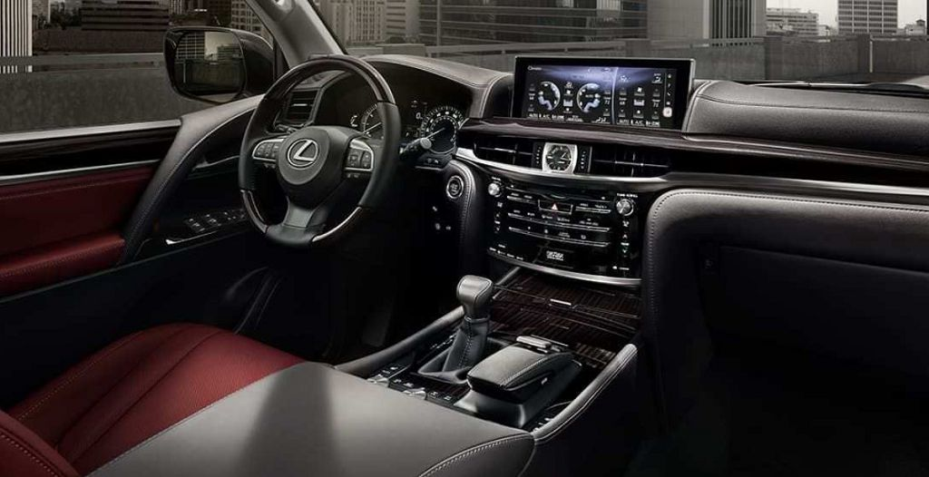 2022 Lexus Lx 570 Videos Photos