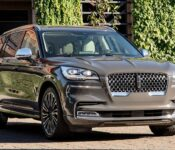 2022 Lincoln Aviator Changes Black Label