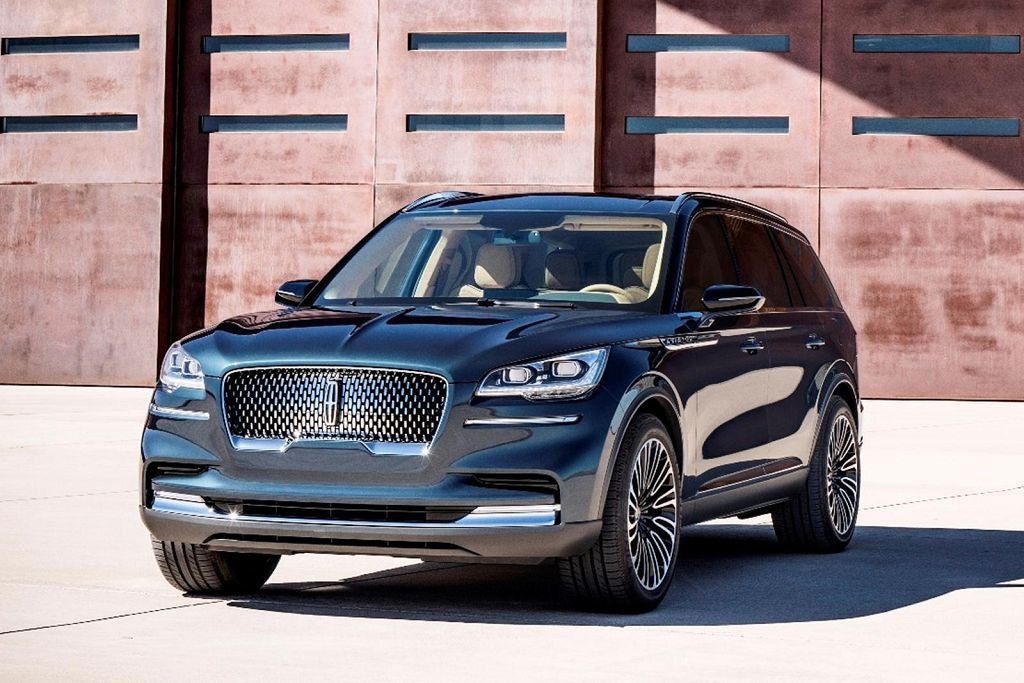 2022 Lincoln Aviator Luxury Pricing