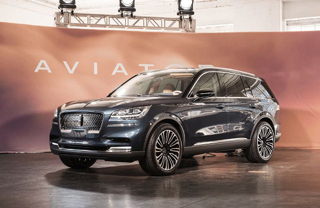 2022 Lincoln Aviator Order Guide Release Date