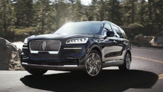 2022 Lincoln Aviator Price Hybrid Specifications