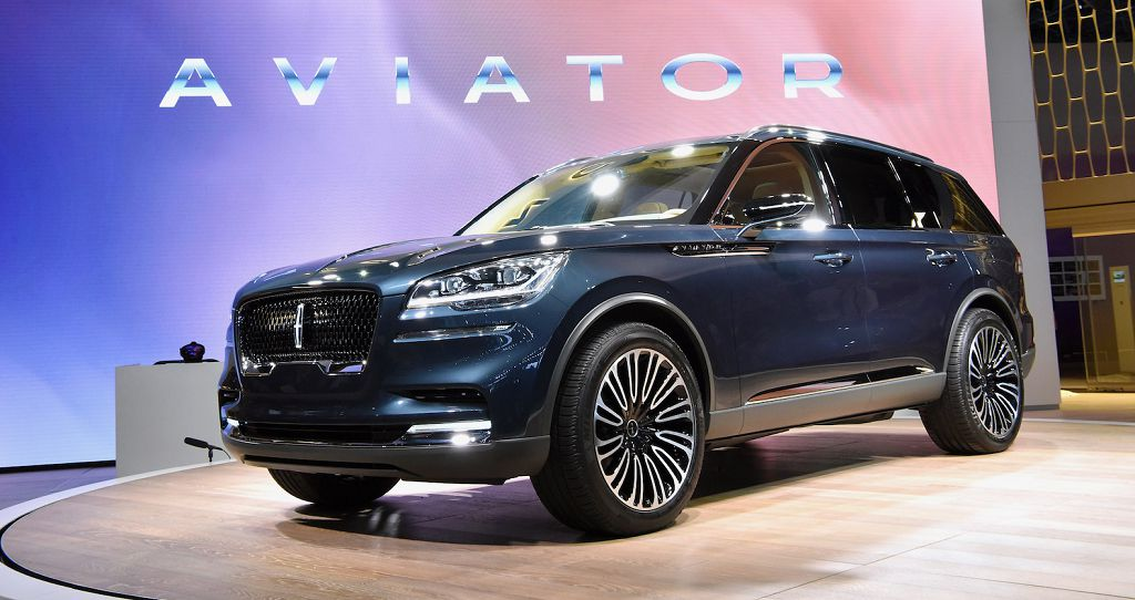 2022 Lincoln Aviator Specs Pictures Vehicle