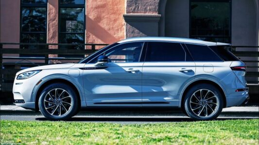 2022 Lincoln Corsair Redesign Gt Mpg