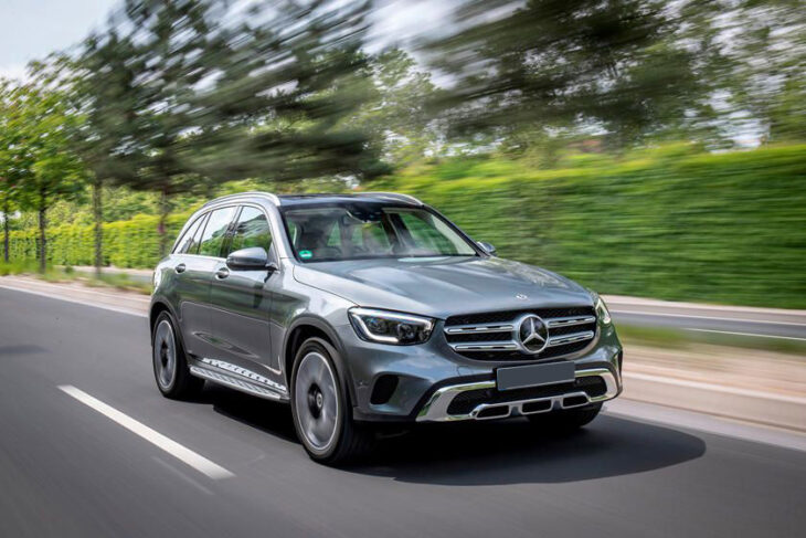 2022 Mercedes Glc 300 4matic