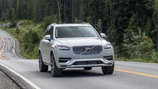 2022 Volvo Xc100 Reviews Interior