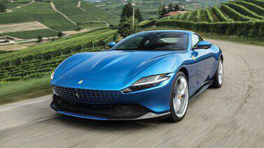 2023 Ferrari Purosangue News Leak