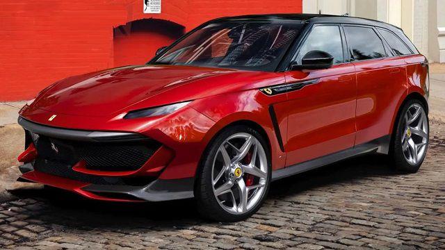 2023 Ferrari Purosangue Pictures Suv Price