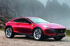 2023 Ferrari Purosangue Release Date Interior