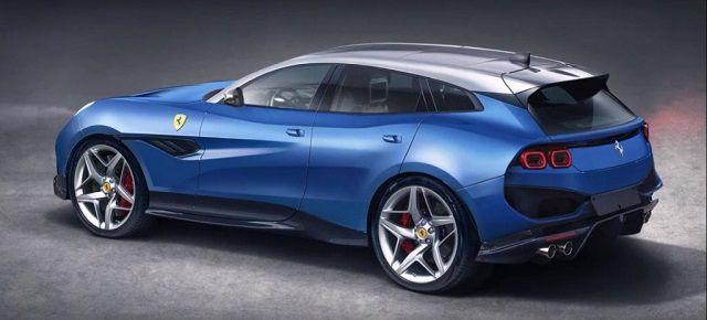 2023 Ferrari Purosangue Sound Review