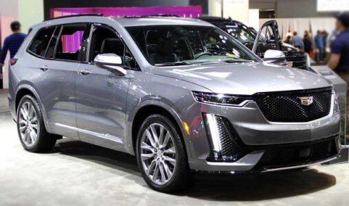 2022 Cadillac Xt6 Premium Luxury Price Sport Interior