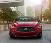 2022 Infiniti Q50 3.0t Red Sport 400 Price 3.0t Luxe Interior