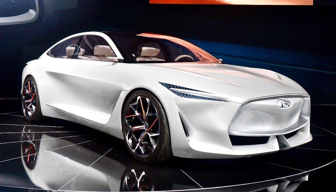 2022 Infiniti Q50 Dimensions Release Date Engine Electric