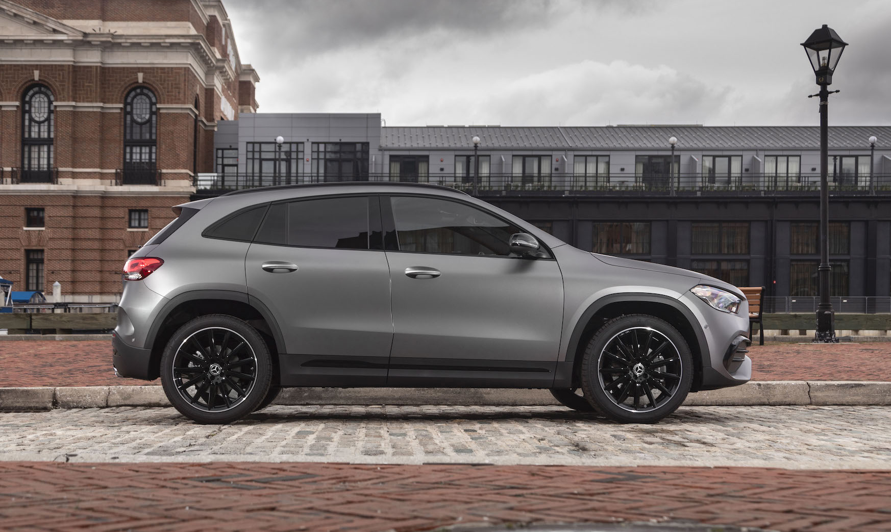 2022 Mercedes Benz Gla Black 250 Coupe Curb Weight