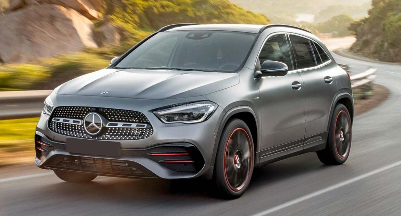 2022 Mercedes Benz Gla Price Interior 250 Base 4matic