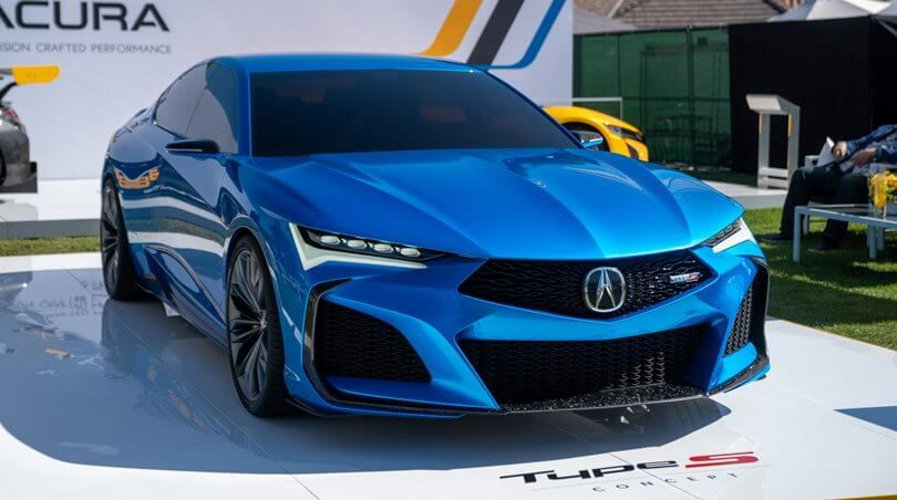 2022 Acura Tlx Price Type S Colors Canada