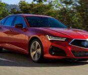 2022 Acura Tlx Type S 0 60 Type S Interior Redesign