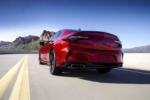 2022 Acura Tlx Type S Specs Specs S