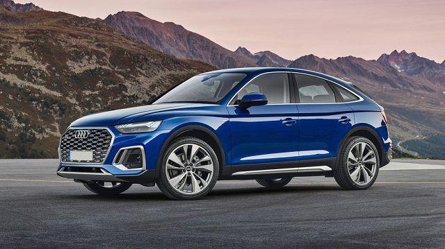 2022 Audi Q5 Colors