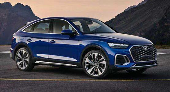 2022 Audi Q5 Interior E Fastback