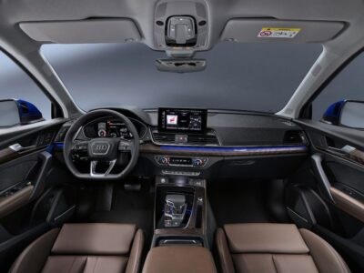 2022 Audi Q5 Phev Images Plug In Hybrid