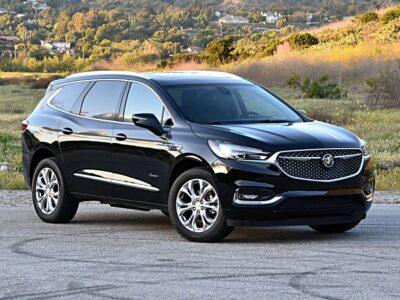 2022 Buick Enclave Avenir Review