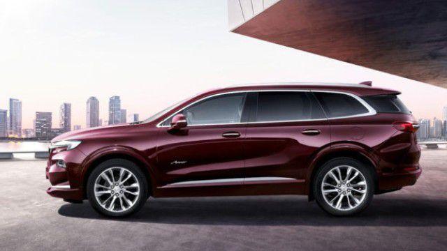 2022 Buick Enclave Changes Premium