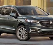 2022 Buick Enclave Colors Redesign