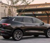 2022 Buick Enclave Exterior Colors Reviews