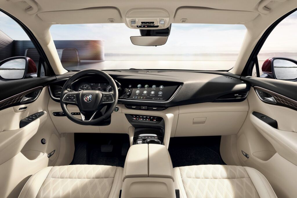 2022 Buick Enclave Price Dimensions